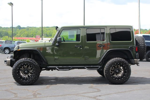 2016 Jeep Wrangler Unlimited 75th Anniversary Edition - 1941 - LIFTED - EXTRA$! Mooresville , NC 15
