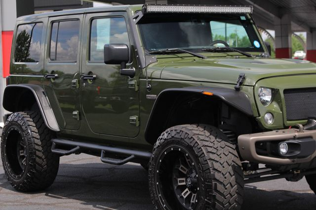 2016 Jeep Wrangler Unlimited 75th Anniversary Edition - 1941 - LIFTED - EXTRA$! Mooresville , NC 26