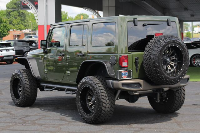2016 Jeep Wrangler Unlimited 75th Anniversary Edition - 1941 - LIFTED - EXTRA$! Mooresville , NC 25