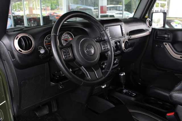 2016 Jeep Wrangler Unlimited 75th Anniversary Edition - 1941 - LIFTED - EXTRA$! Mooresville , NC 41