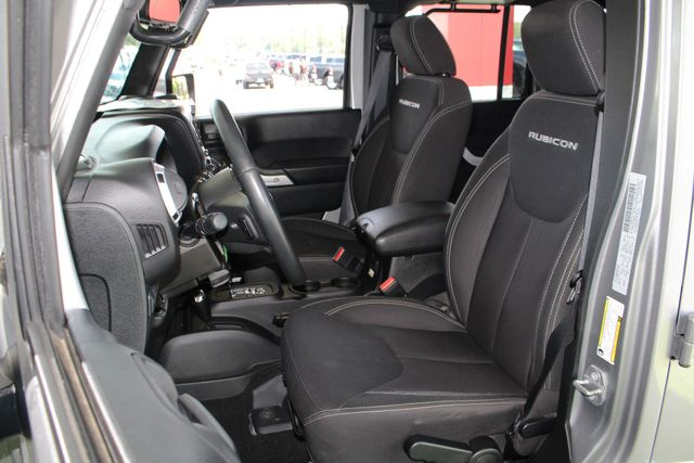 2016 Jeep Wrangler Unlimited Rubicon 4x4 - LIFTED - EXTRA$ - NAV - HEATED SEATS Mooresville , NC 7