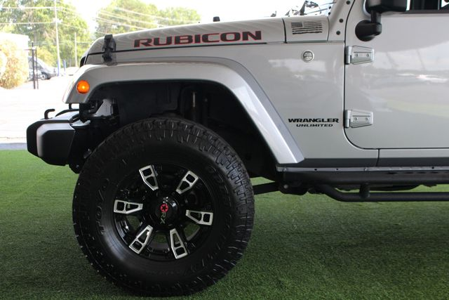 2016 Jeep Wrangler Unlimited Rubicon 4x4 - LIFTED - EXTRA$ - NAV - HEATED SEATS Mooresville , NC 19