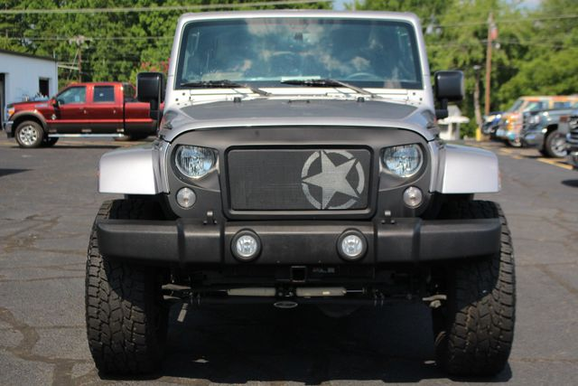 2016 Jeep Wrangler Unlimited Rubicon 4x4 - LIFTED - EXTRA$ - NAV - HEATED SEATS Mooresville , NC 16