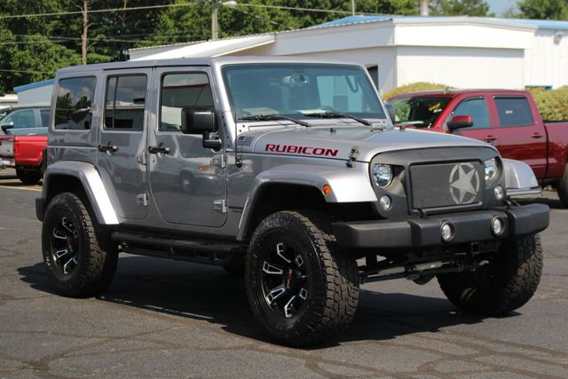 2016 Jeep Wrangler Unlimited Rubicon 4x4 - LIFTED - EXTRA$ - NAV - HEATED SEATS Mooresville , NC 21