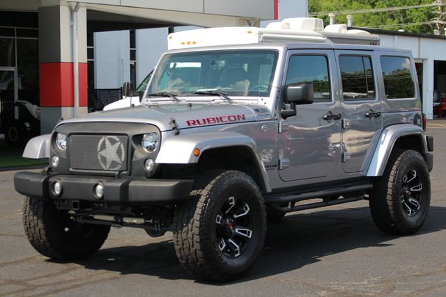 2016 Jeep Wrangler Unlimited Rubicon 4x4 - LIFTED - EXTRA$ - NAV - HEATED SEATS Mooresville , NC 22