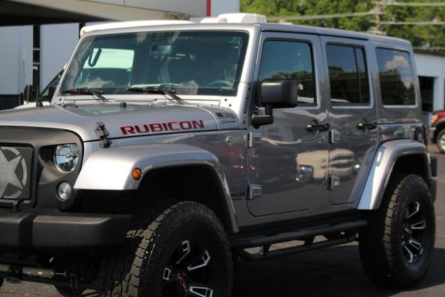 2016 Jeep Wrangler Unlimited Rubicon 4x4 - LIFTED - EXTRA$ - NAV - HEATED SEATS Mooresville , NC 26