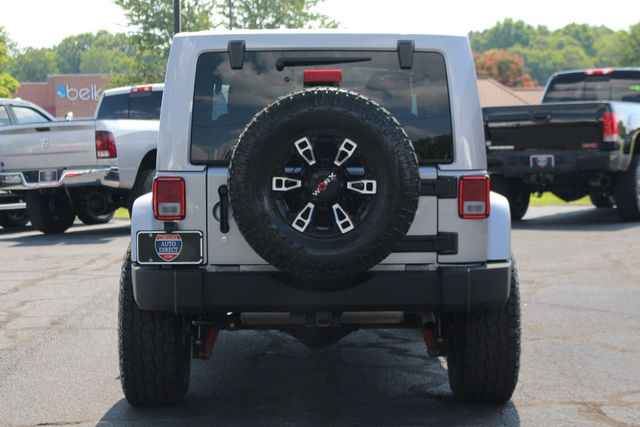 2016 Jeep Wrangler Unlimited Rubicon 4x4 - LIFTED - EXTRA$ - NAV - HEATED SEATS Mooresville , NC 15