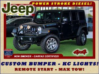 2016 Jeep Wrangler Unlimited Rubicon 4X4 - CUSTOM BUMPER/KC OFF ROAD LIGHTS! Mooresville , NC