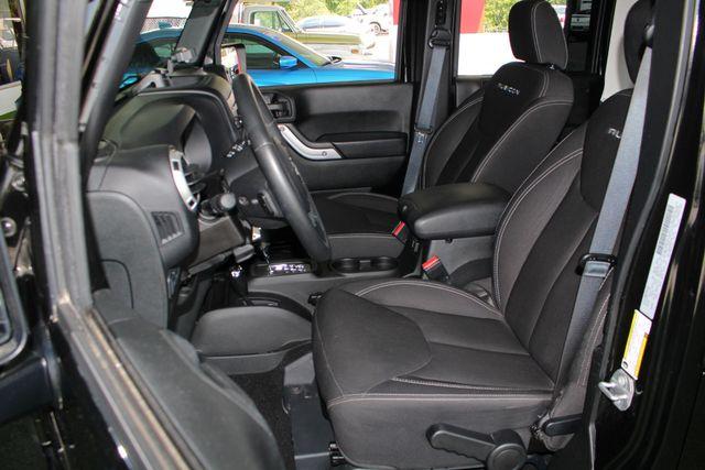 2016 Jeep Wrangler Unlimited Rubicon 4X4 - CUSTOM BUMPER/KC OFF ROAD LIGHTS! Mooresville , NC 6