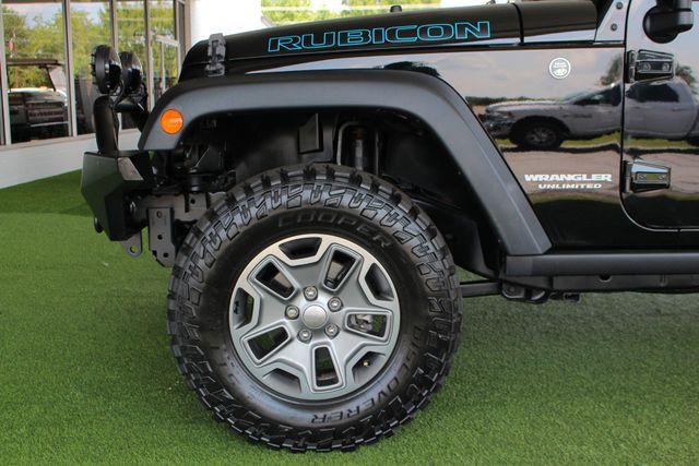 2016 Jeep Wrangler Unlimited Rubicon 4X4 - CUSTOM BUMPER/KC OFF ROAD LIGHTS! Mooresville , NC 20