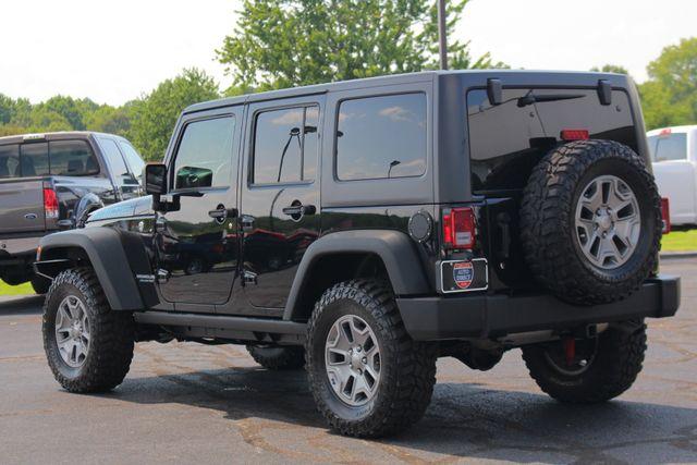 2016 Jeep Wrangler Unlimited Rubicon 4X4 - CUSTOM BUMPER/KC OFF ROAD LIGHTS! Mooresville , NC 23
