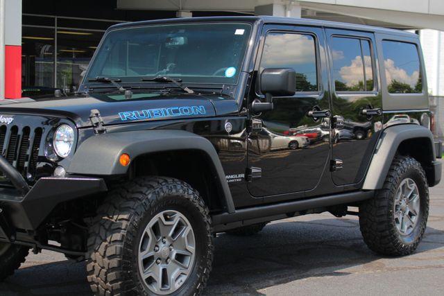 2016 Jeep Wrangler Unlimited Rubicon 4X4 - CUSTOM BUMPER/KC OFF ROAD LIGHTS! Mooresville , NC 27