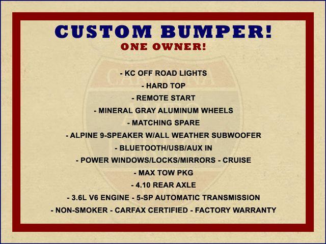 2016 Jeep Wrangler Unlimited Rubicon 4X4 - CUSTOM BUMPER/KC OFF ROAD LIGHTS! Mooresville , NC 1