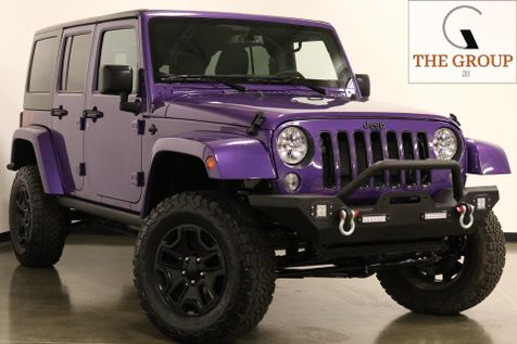 2016 Jeep Wrangler Unlimited Backcountry Illest Edt in Mansfield