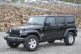 2016 Jeep Wrangler Unlimited Sport Naugatuck, Connecticut 2