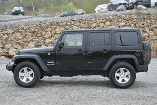 2016 Jeep Wrangler Unlimited Sport Naugatuck, Connecticut 3