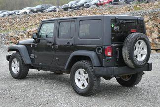 2016 Jeep Wrangler Unlimited Sport Naugatuck, Connecticut 4