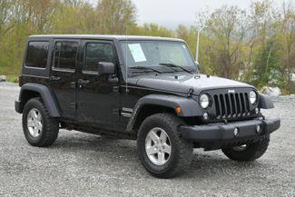 2016 Jeep Wrangler Unlimited Sport Naugatuck, Connecticut 8