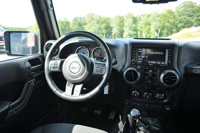 2016 Jeep Wrangler Unlimited Willys Wheeler Naugatuck, Connecticut 14