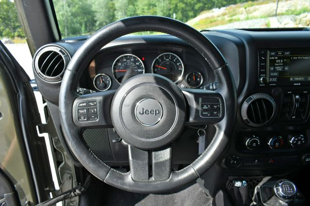 2016 Jeep Wrangler Unlimited Willys Wheeler Naugatuck, Connecticut 18