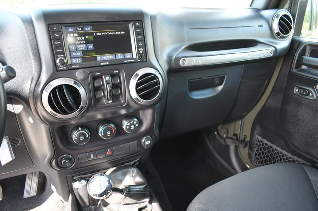 2016 Jeep Wrangler Unlimited Willys Wheeler Naugatuck, Connecticut 19
