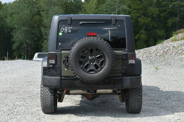 2016 Jeep Wrangler Unlimited Willys Wheeler Naugatuck, Connecticut 5