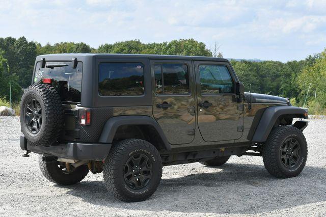 2016 Jeep Wrangler Unlimited Willys Wheeler Naugatuck, Connecticut 6