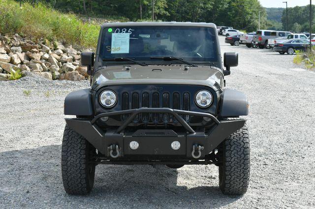 2016 Jeep Wrangler Unlimited Willys Wheeler Naugatuck, Connecticut 9