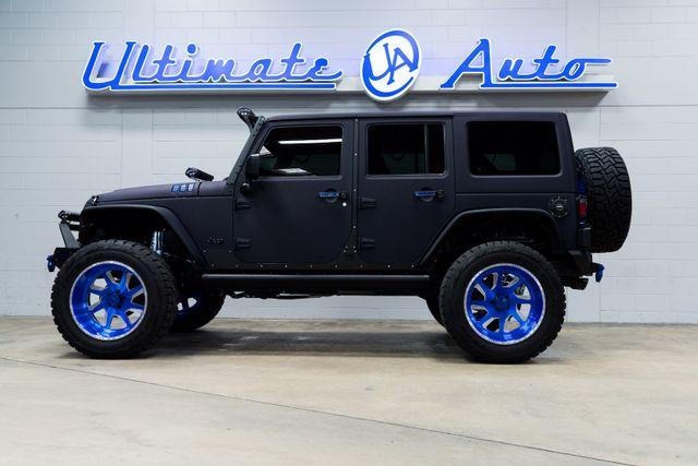 2016 Jeep Wrangler Unlimited Sport Custom Orlando, FL 1