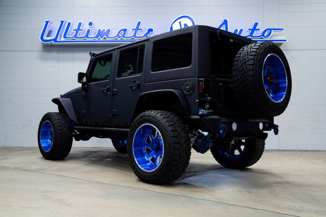 2016 Jeep Wrangler Unlimited Sport Custom Orlando, FL 2