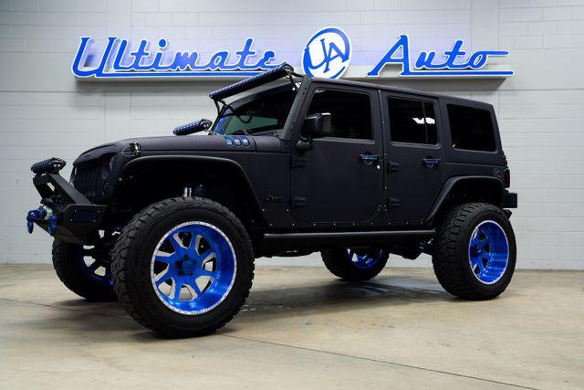 2016 Jeep Wrangler Unlimited Sport Custom Orlando, FL 0