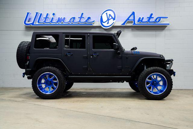 2016 Jeep Wrangler Unlimited Sport Custom Orlando, FL 5