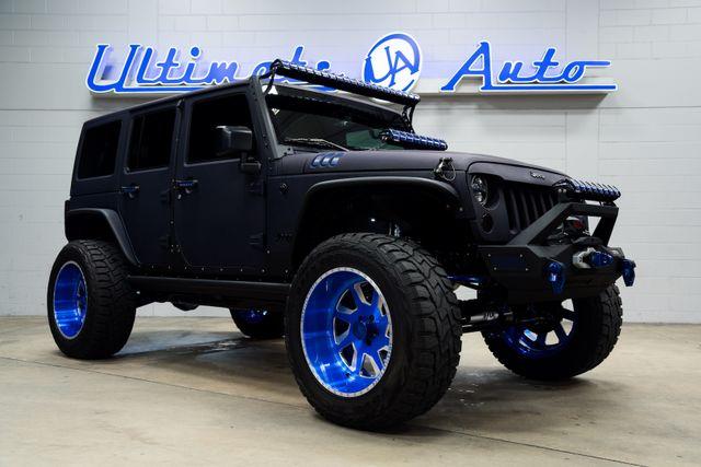2016 Jeep Wrangler Unlimited Sport Custom Orlando, FL 6