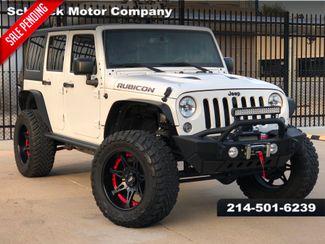 2016 Jeep Wrangler Unlimited Rubicon Hard Rock in Plano, TX 75093
