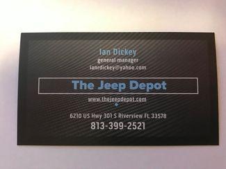 2016 Jeep Wrangler Unlimited Sahara Riverview, Florida 8
