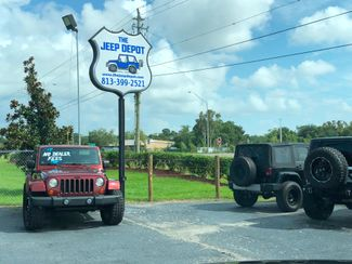 2016 Jeep Wrangler Unlimited Sahara Riverview, Florida 12