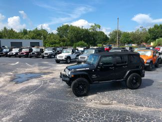 2016 Jeep Wrangler Unlimited Sahara Riverview, Florida 2