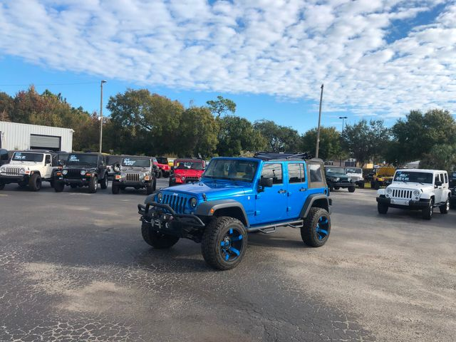 2016 Jeep Wrangler Unlimited Sport in Riverview, FL 33578