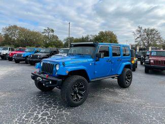 2016 Jeep Wrangler Unlimited Rubicon Hard Rock in Riverview, FL 33578