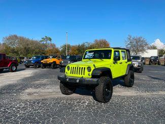 2016 Jeep Wrangler Unlimited Sport in Riverview, FL 33578