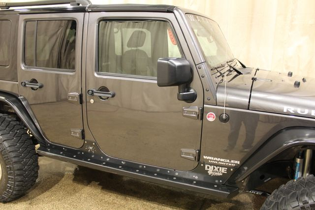 2016 Jeep JKU Rubicon in Roscoe, IL 61073