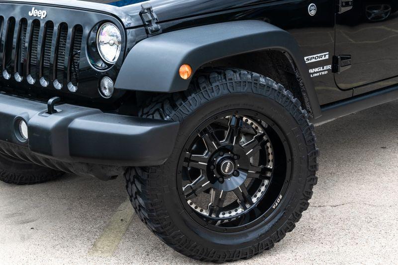 2016 Jeep Wrangler Unlimited Sport in Rowlett, Texas