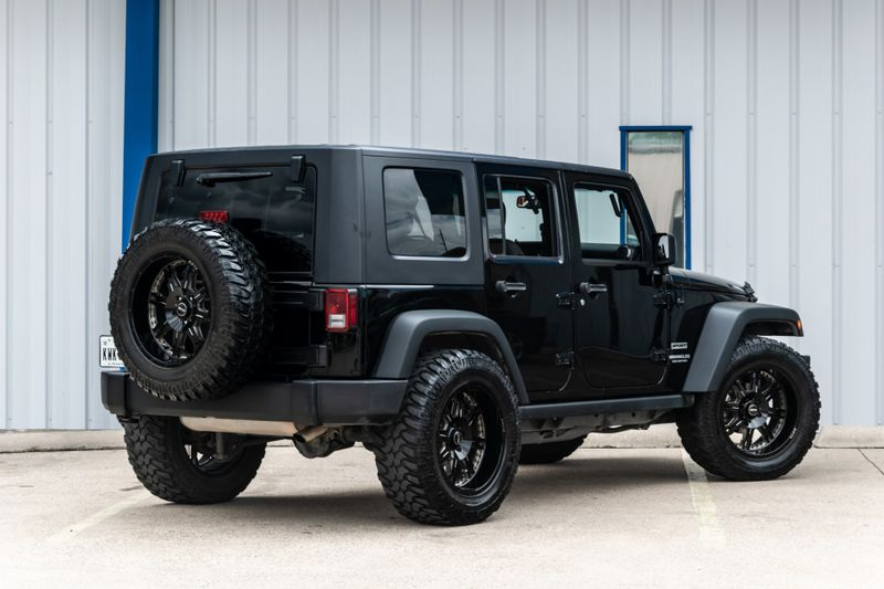2016 Jeep Wrangler Unlimited Sport in Rowlett, Texas
