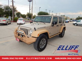 2016 Jeep Wrangler Unlimited Rubicon in Harlingen, TX 78550