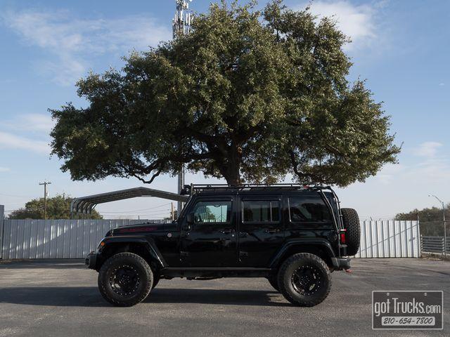 2016 Jeep Wrangler Unlimited Rubicon Hard Rock 3.6L V6 4X4