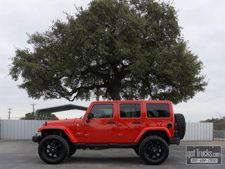 2016 Jeep Wrangler Unlimited Sahara 3.6L V6 4X4 in San Antonio Texas, 78217