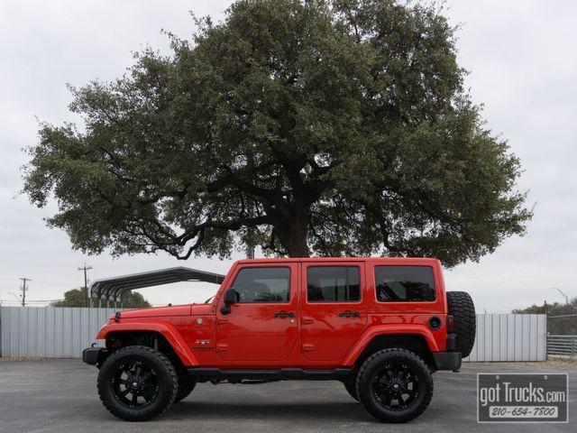 2016 Jeep Wrangler Unlimited Sahara 3.6L V6 4X4