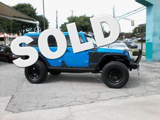 2016 Jeep Wrangler Unlimited Rubicon San Antonio, Texas