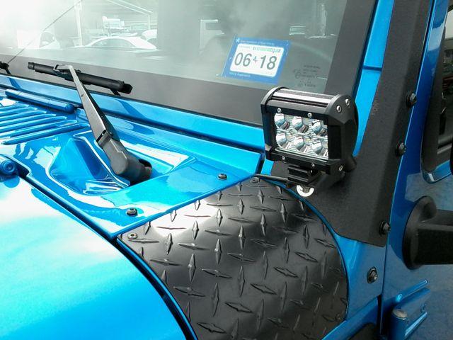 2016 Jeep Wrangler Unlimited Rubicon Boerne, Texas 13