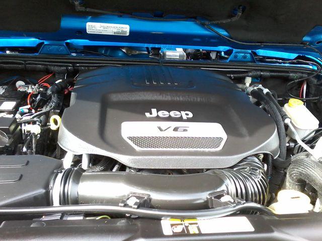 2016 Jeep Wrangler Unlimited Rubicon Boerne, Texas 43